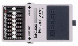 BOSS GEB-7 Bass Equalizer (басовый эквалайзер)