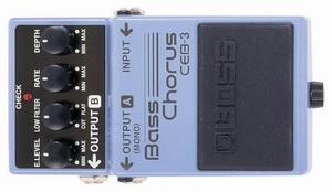 BOSS CEB-3 Bass Chorus (басовый хорус)