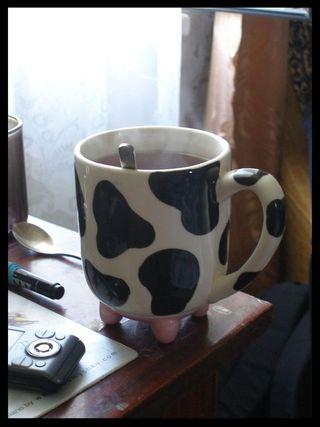 Чашка-Коровка