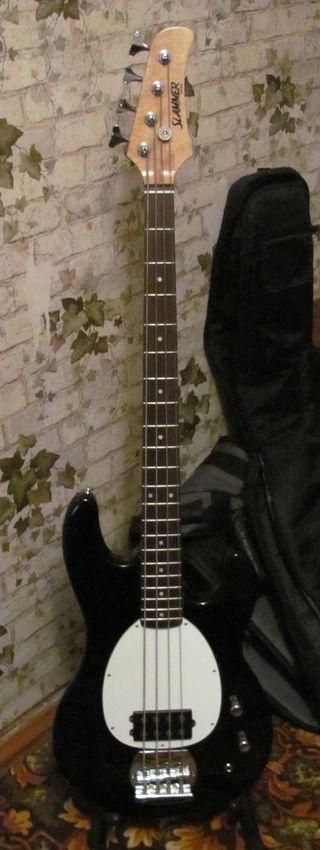 Hamer Slammer Impact Bass