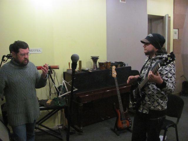 PanSound - Андрей Николаевич Усатый и Den Босый