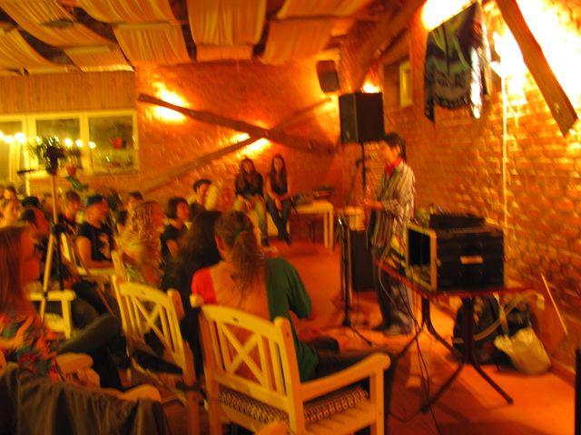 Концерт Умки в городе Николаеве