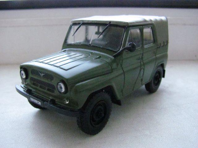 УАЗ-469/469Б.