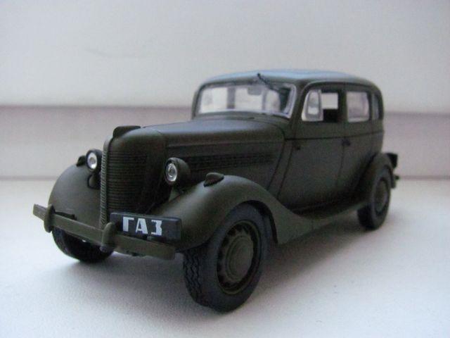 ГАЗ 11-73.