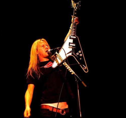 Джерри Кантрелл - Alice In Chains