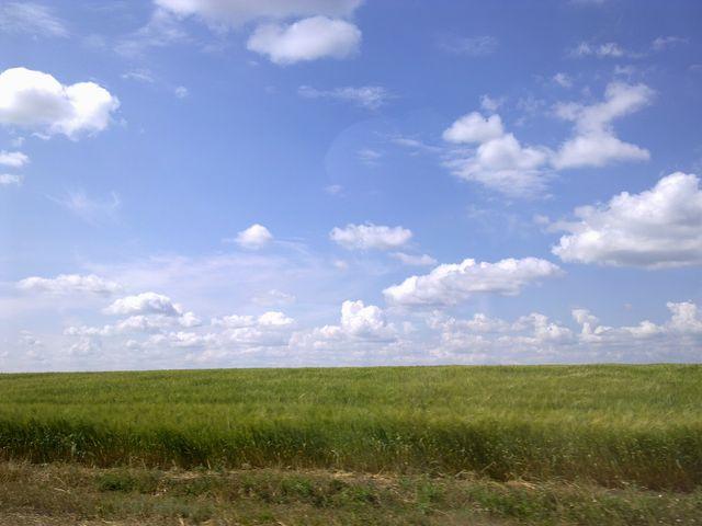 Стандартная тема Windows XP на Одесской трассе