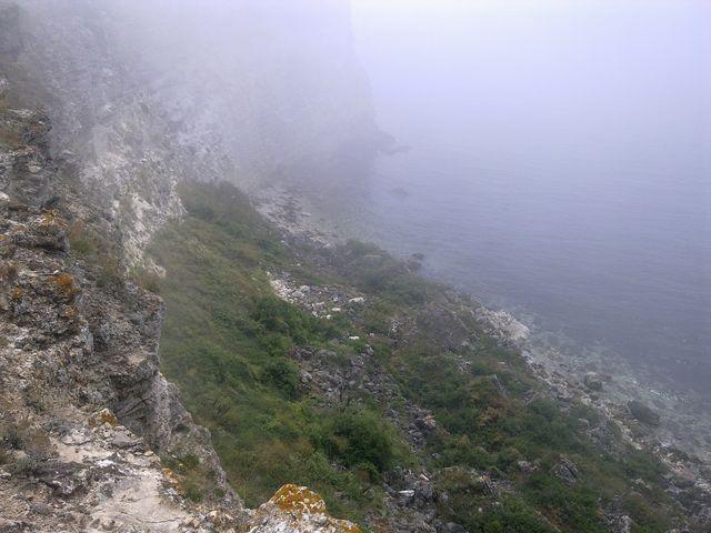 В 20 километрах от Оленевки