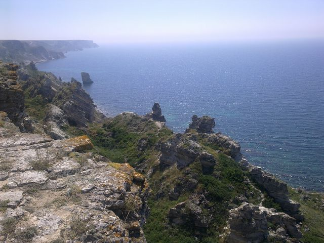 Тарханкутский полуостров
