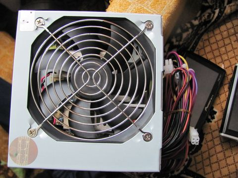 Вентилятор 120мм GreatWall 400PN