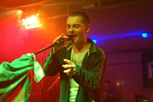 Андрей, вокал