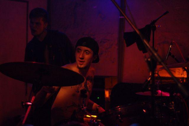 Мышаня, барабаны