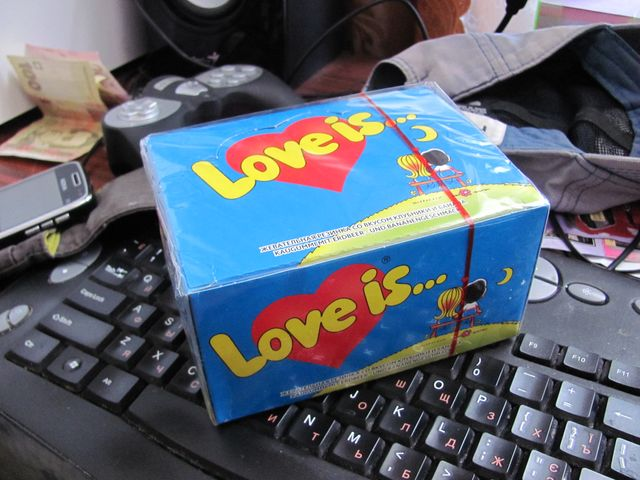 Love Is - привет из 90-ых