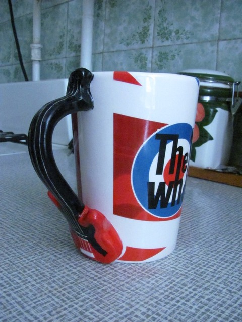 The Who - чашка