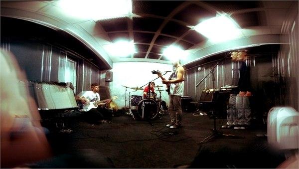 Репетиция, Green Udder - 2013