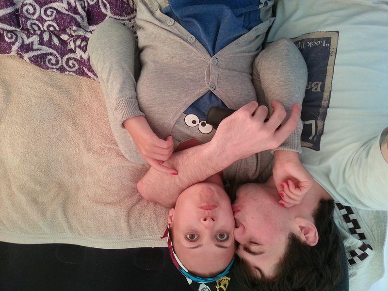 Я и Настя