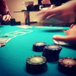 Покер субботний