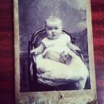 Моя пра-пра-бабушка, 1907 год, Николаев. Моей бабушке (её дочери т.е.) ща 90 лет. Уаще!