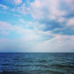 Ну вот и #море. #Затока #КоктебельНаш