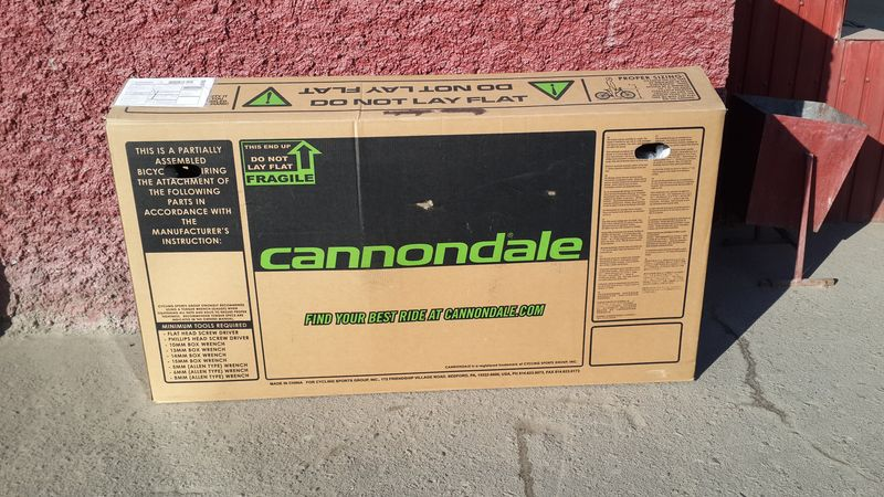 Cannondale Trail 7 2015