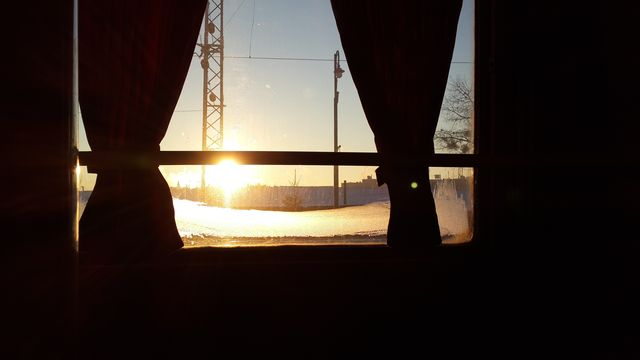 Утро во Львове