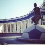 По местам боевой славы. #Киев