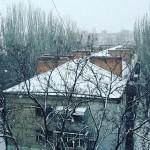 Утром первого января было таким. #Николаев