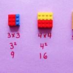 LEGO квадрат
