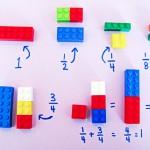 LEGO дроби