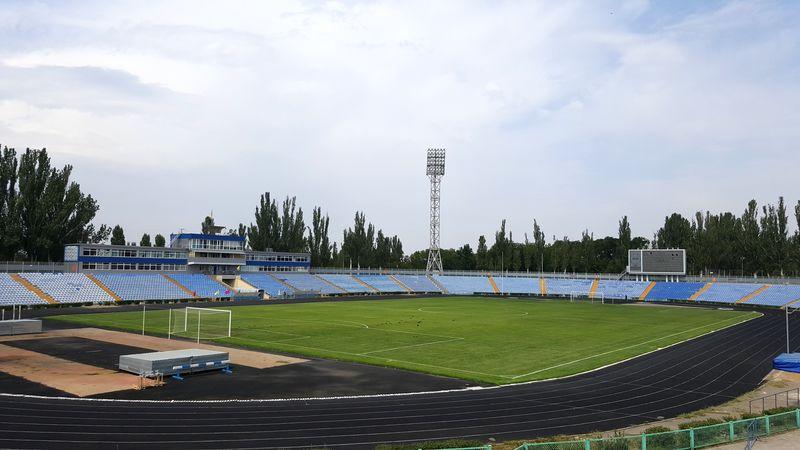 Эвис, г. Николаев, стадион