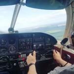 Александр впитывает пилотную мудрость @_skyf